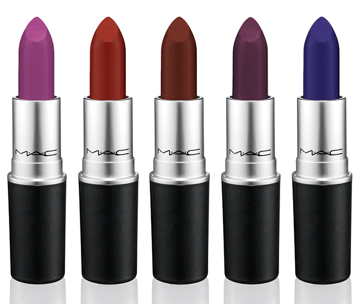 Fabuloso MAC The Matte Lip Collection for Summer 2015 | Fancieland BS49